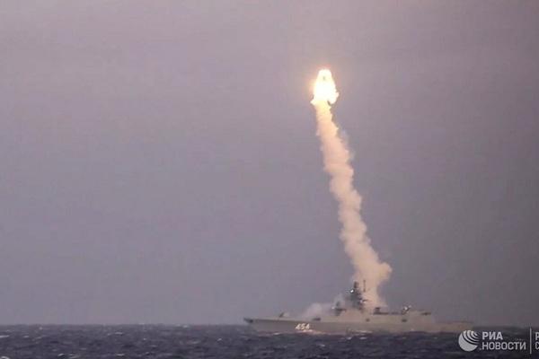Vũ khí Nga,tên lửa siêu thanh
