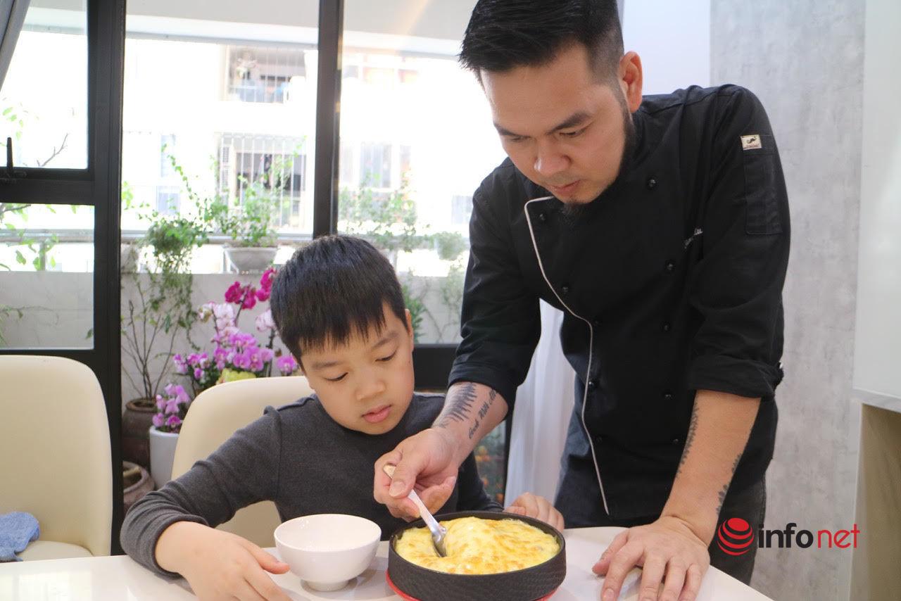 Chef Hùng Râu hướng dẫn làm món khoai tây nghiền đút lò vô cùng đơn giản