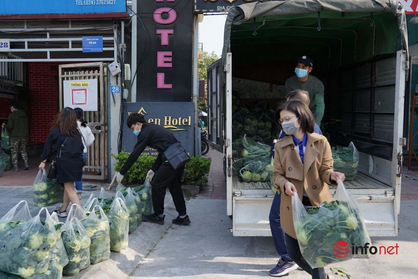 Người Hà Nội có thể đến những địa điểm nào để mua nông sản Hải Dương?