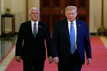 Cựu Phó Tổng thống Mỹ từ chối tham dự sự kiện của ông Trump