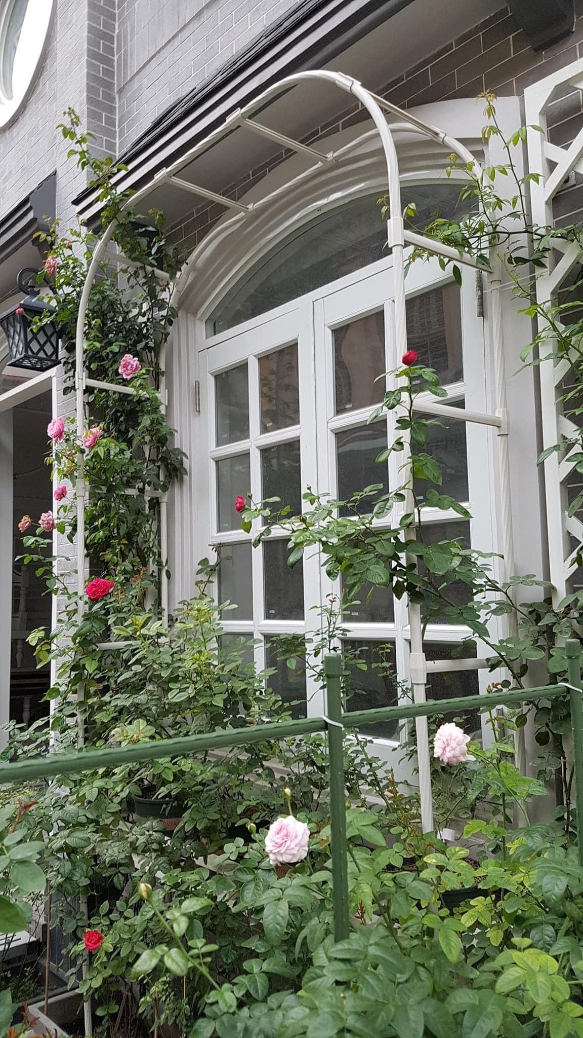 trang trí nhà,ngôi nhà cô tích,cuộn len
