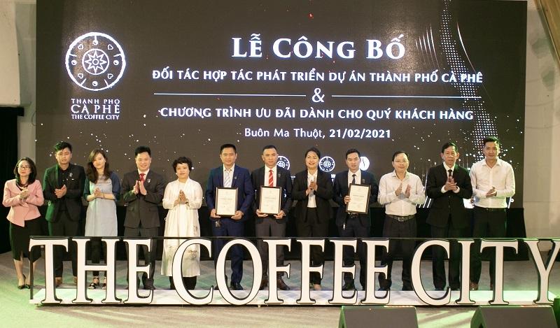 Vua cà phê Đặng Lê Nguyên Vũ ra mắt dự án bất động sản cao cấp ở Tây Nguyên