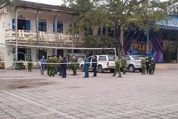 Điện Biên: Cháy phòng kế toán trường THPT lúc nửa đêm, 1 người tử vong