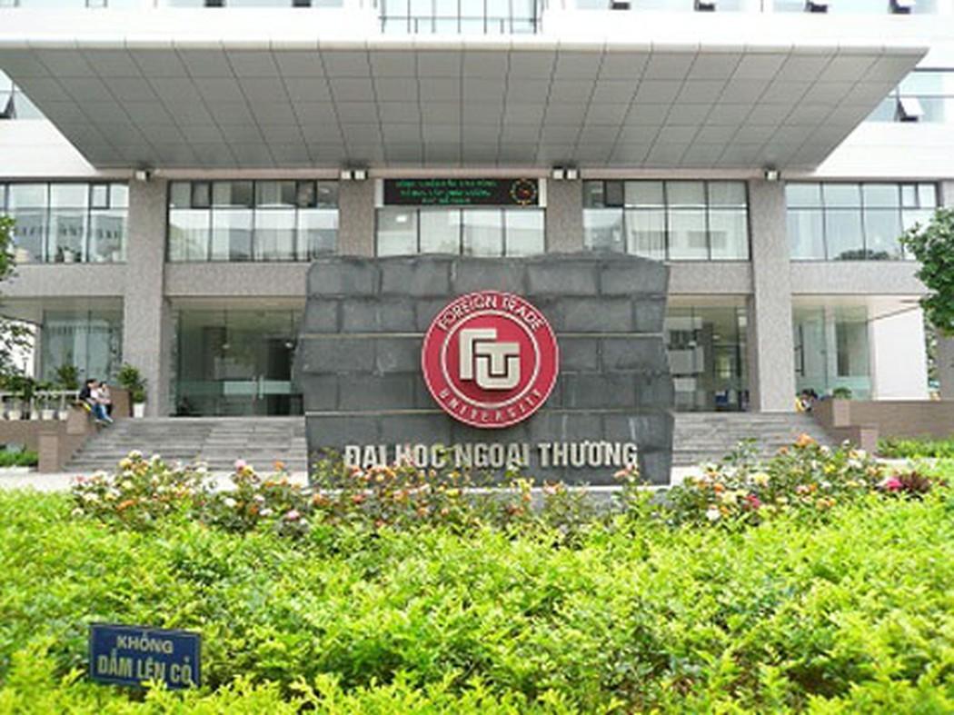 trường tuyển sinh khối D Hà Nội