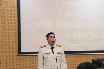 Đình chỉ công tác với Trưởng phòng Cảnh sát kinh tế, Công an Hà Nội