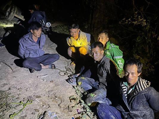 Công ty TNHH MTV Lâm nghiệp Ea Kar,Đắk Lắk,Nguyễn Phi Tiến,gỗ lậu,lê văn long,Krông Bông.
