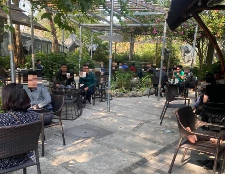 Đóng cửa,Quán ăn,Cà phê giải khát,Dịch Covid-19