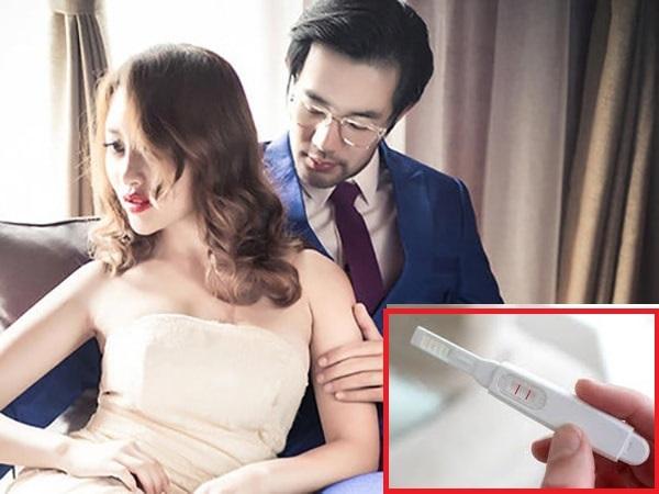 Cô gái giả mang thai để ép cưới, nào ngờ bạn trai giàu có lại thâm hiểm tới vậy