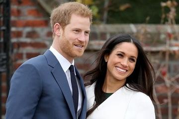 Hoàng tử Harry và vợ nhận được bức thư xúc động từ Nữ hoàng Anh