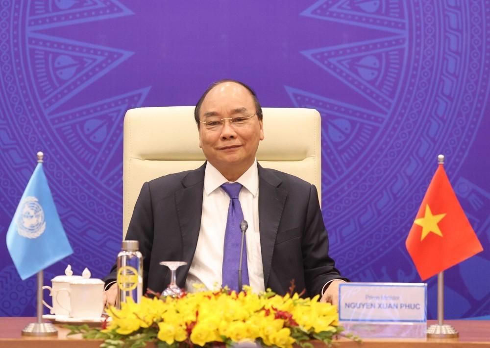 Thủ tướng Nguyễn Xuân Phúc,Hội đồng Bảo an,Liên Hợp Quốc