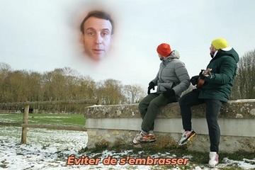 Youtuber Pháp hoàn thành thử thách của TT Macron và cái kết bất ngờ