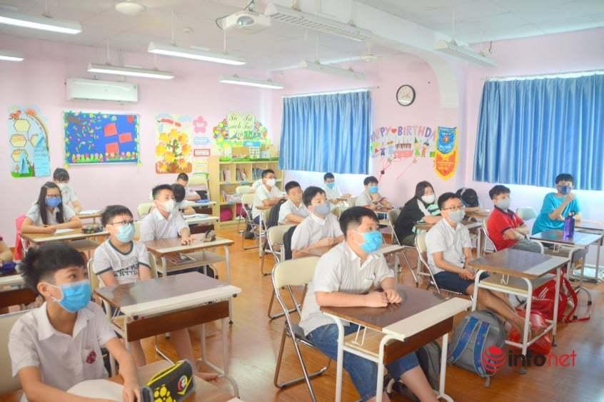 Khi nào học sinh Hải Phòng, Hải Dương quay lại trường học?
