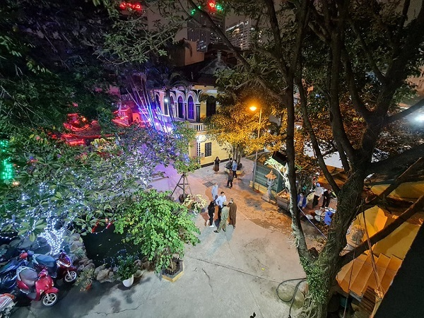 Cận cảnh Đại lễ cầu an online tại chùa Phúc Khánh