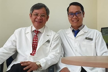 """Bác sĩ Tăng Hà Nam Anh: """"Đã vào ca mổ thì nhà có cháy cũng không thể bỏ"""""""