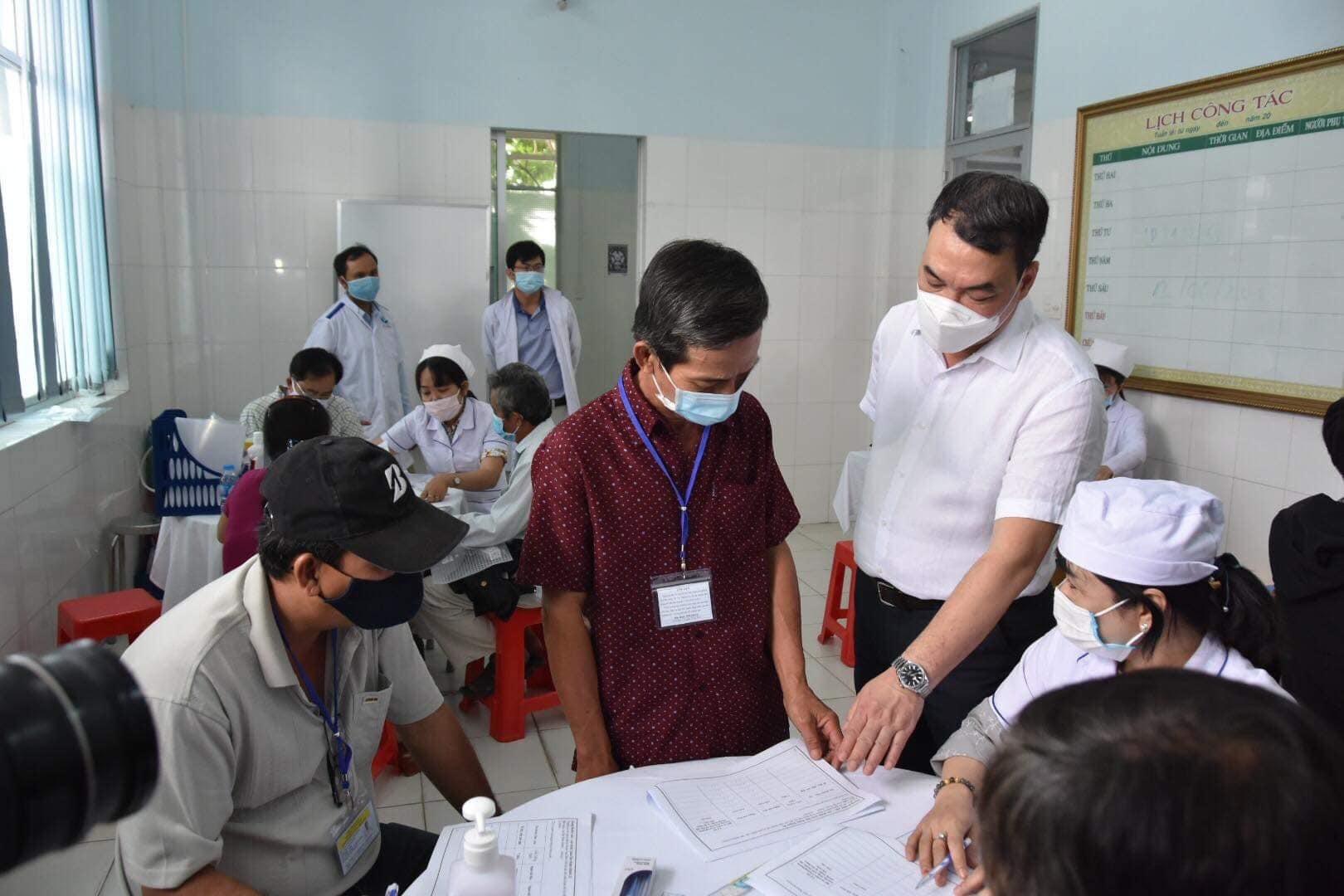 Thử nghiệm vắc xin Covid-19 Việt Nam giai đoạn 2
