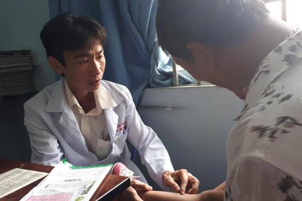 Vị bác sĩ đặc biệt của các bệnh nhân ung thư