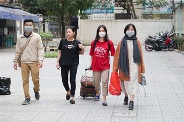 Sinh viên vùng dịch có được quay lại trường ở Hà Nội vào tháng 3?