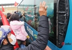 Nghệ An tiễn hơn 3000 tân binh lên đường nhập ngũ