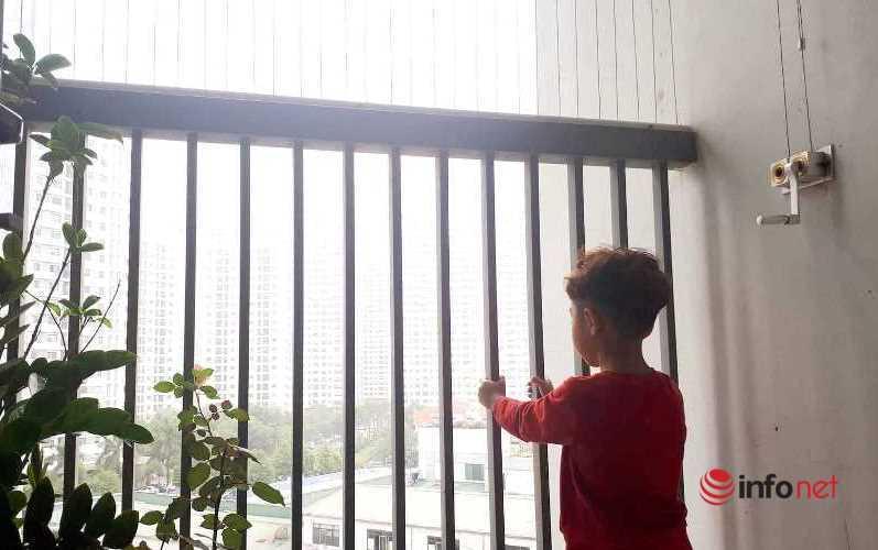 Độ cao lan can, lưới an toàn ở chung cư lắp sao an toàn và phải đúng luật?
