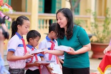 """Phong trào """"Mùa xuân khuyến học"""" tại Hoa Lư, Ninh Bình"""