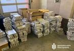 Nhân viên ngoại giao Ukraine buôn lậu 16 kg vàng và hàng ngàn bao thuốc lá