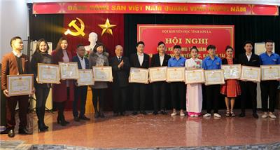 Sơn La: 100% các huyện, xã đều thành lập hội khuyến học