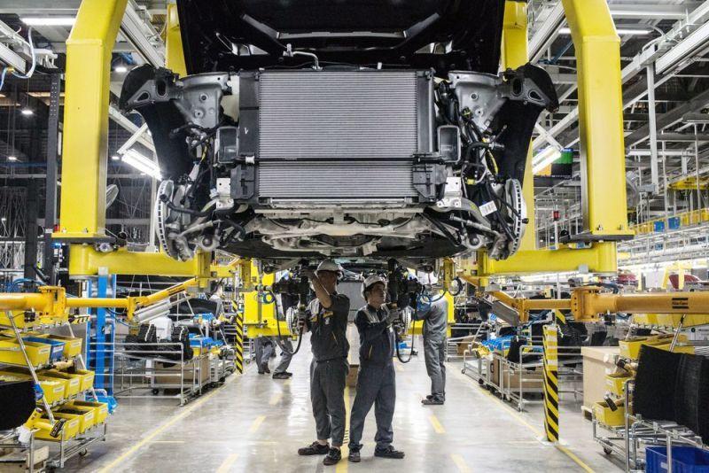 Bloomberg,VinFast,nhà máy sản xuất ô tô