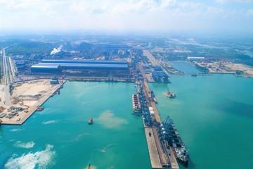 Hòa Phát là đối tác lớn nhất ngành hàng quặng, than, bò Úc vào Việt Nam