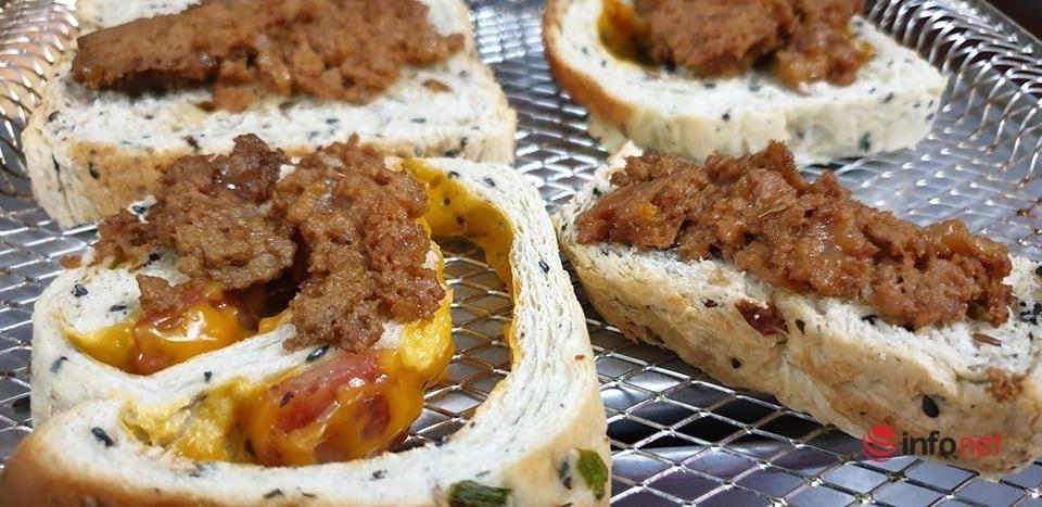 Công thức làm bánh mì hạt thơm ngon bổ dưỡng