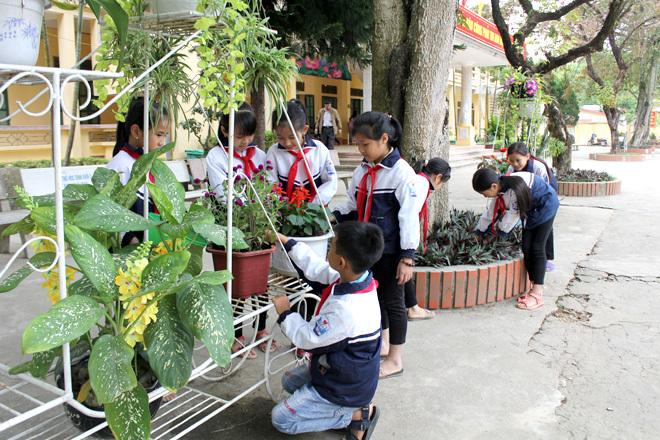 Bắc Giang: Phấn đấu năm 2025 có 100% học sinh được bồi dưỡng về văn hóa ứng xử học đường