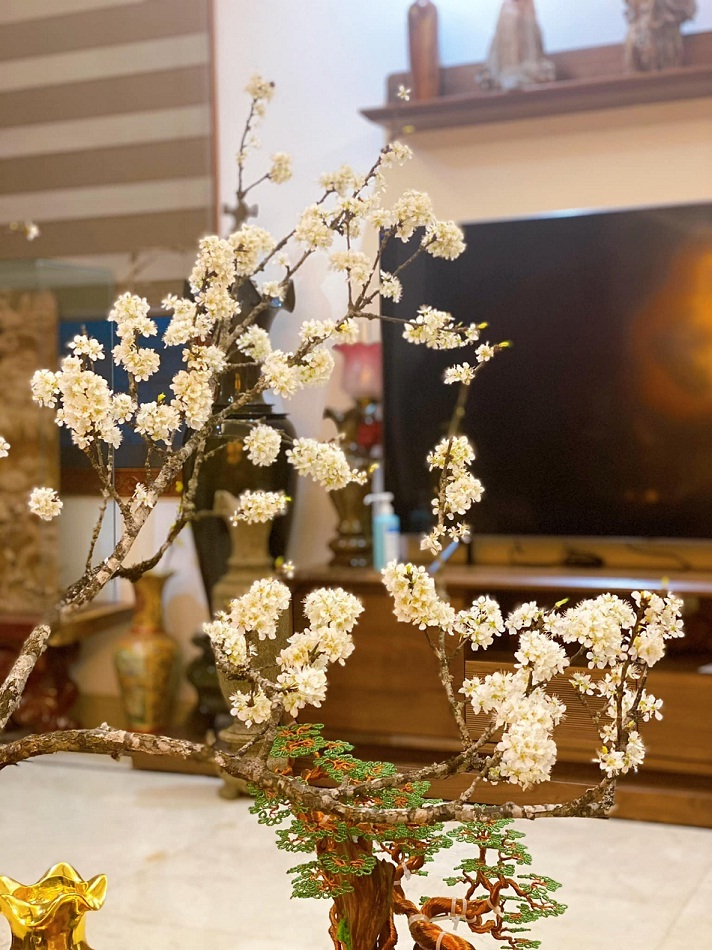 cách chọn hoa lê đẹp