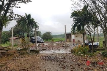 Chủ tịch xã xây nhà trái phép ở Hà Tĩnh: Kiêng đầu năm chưa họp kỷ luật?