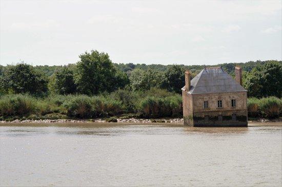 Kỳ lạ ngôi nhà bảy nổi ba chìm dưới sông vẫn sáng đèn mỗi tối