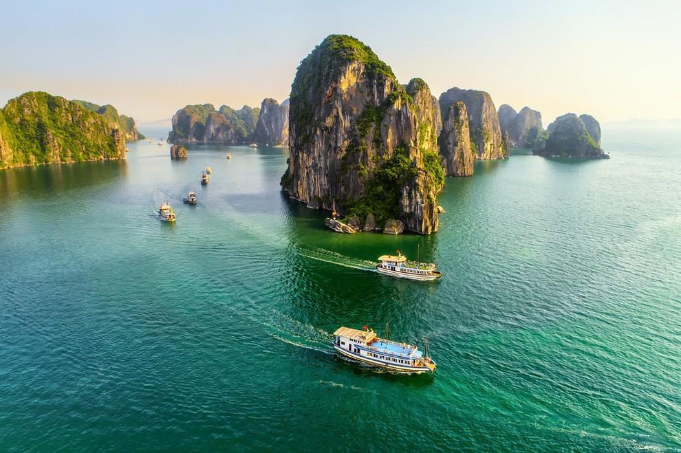 Quảng Ninh: Tiếp tục bồi đắp thương hiệu du lịch vịnh Hạ Long