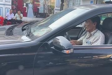Xe Mercedes nghệ sỹ Thương Tín được tặng trị giá bao nhiêu tiền?