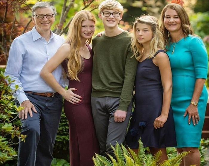 Sự thật gây bất ngờ về con trai duy nhất của tỷ phú Bill Gates