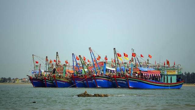 Quy định mới về giao các khu vực biển nhất định cho tổ chức, cá nhân