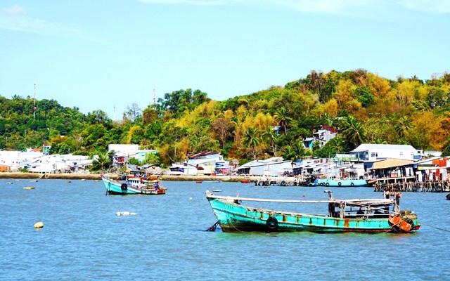 Tăng cường vận động ngư dân bám biển, ổn định sản xuất ở huyện Kiên Hải, Kiên Giang