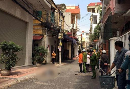 Bắt được nghi phạm đâm chết bác ruột, đang di lý từ Quảng Ninh về Hải Phòng
