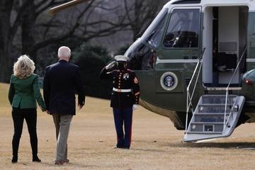 Bãi cỏ Nhà Trắng có thể cháy vì trực thăng Marine One mới