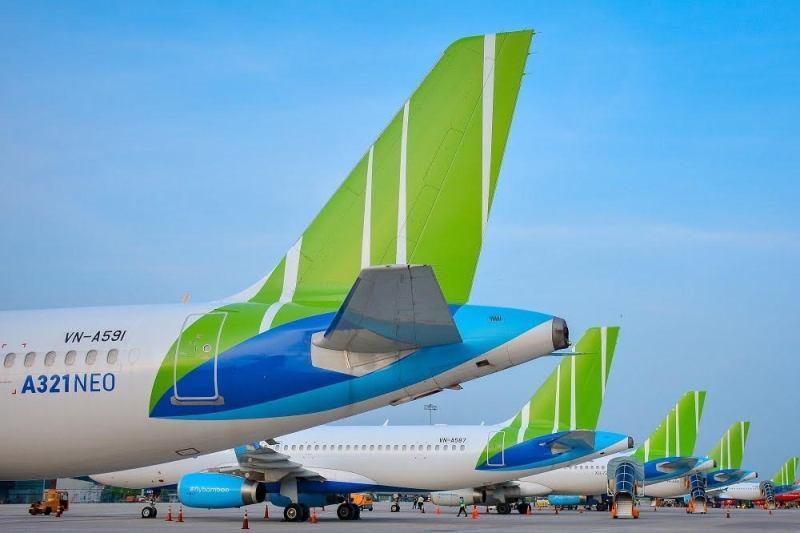 Bamboo Airways vượt lên đứng đầu về số đường bay nội địa