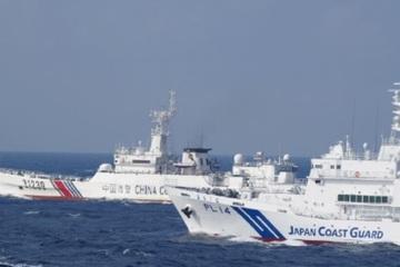 Hải cảnh Trung Quốc thách thức liên minh quân sự Mỹ - Nhật