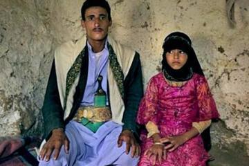 Những bé gái bị ép lấy chồng khi mới 8 tuổi