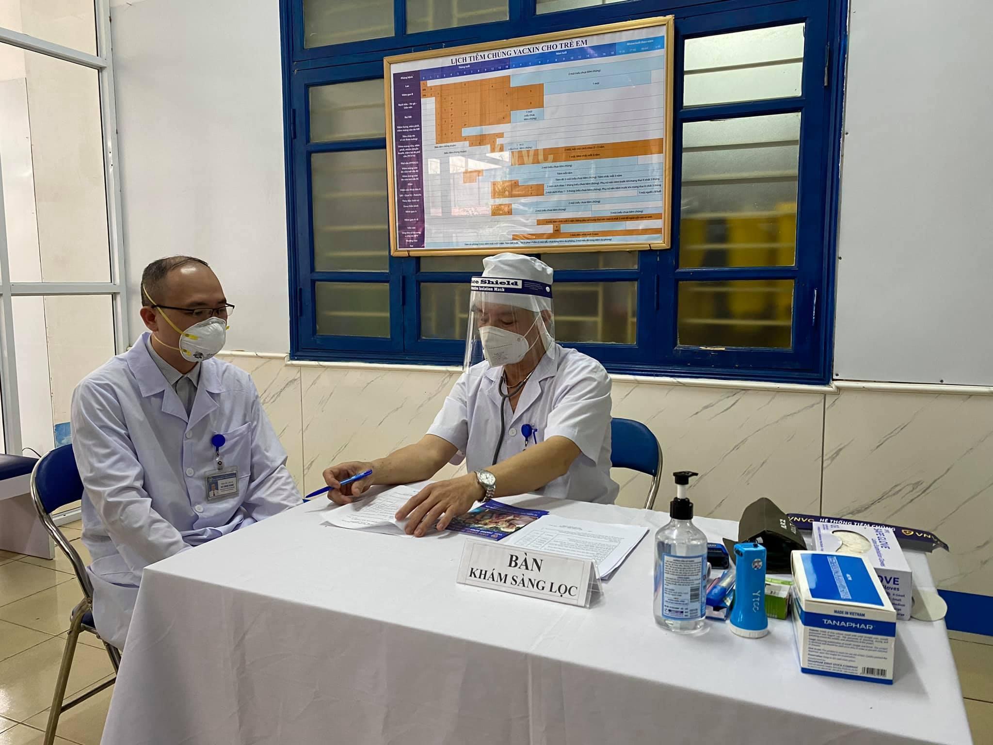 Sáng mai (9/3), Hà Nội tiêm vắc xin Covid-19 cho những ai?