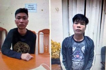Tạm giữ 3 thanh niên khống chế nạn nhân cướp tài sản trong đêm