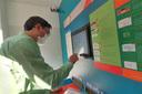 """Lần đầu tiên có """"ATM"""" tiếp nhận và trả hồ sơ"""