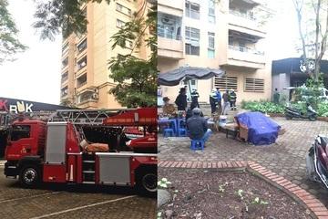 Một nữ sinh lớp 10 rơi từ tầng cao chung cư xuống mái tôn tử vong