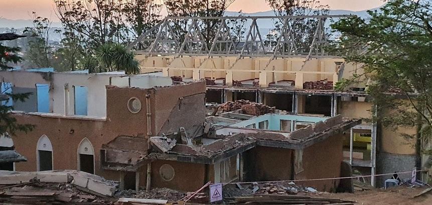 2 công nhân tử vong do sự cố sập sê nô tại Đà Lạt