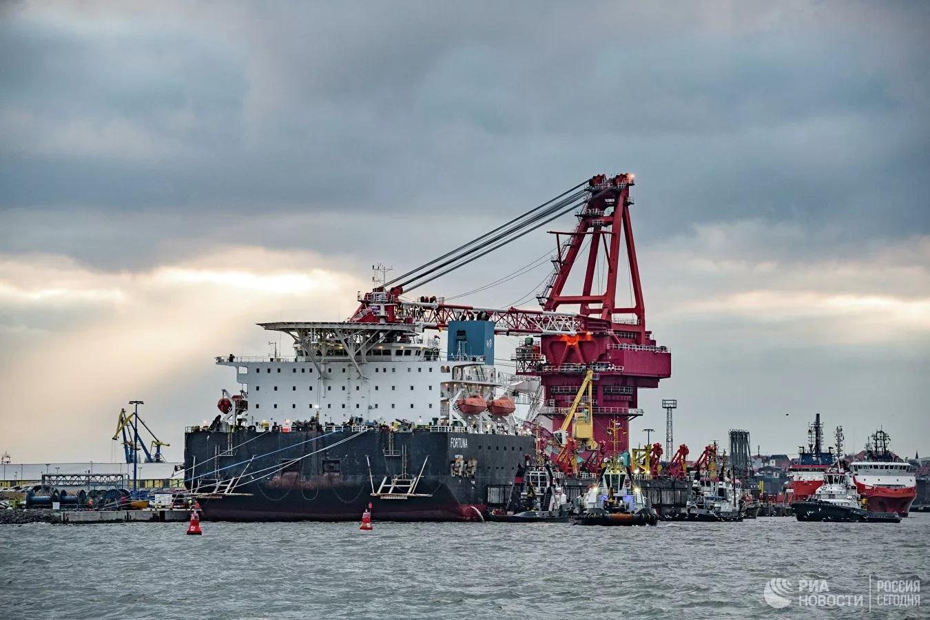 Tại sao từ bỏ Nord Stream 2 sẽ rất tổn hại cho Đức?