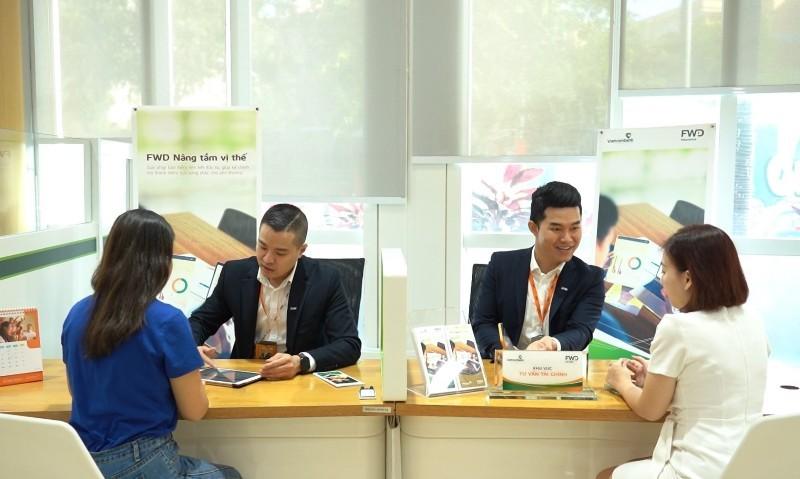 Vietcombank bắt tay FWD phân phối sản phẩm 'FWD nâng tầm vị thế'
